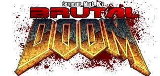 Brutal DOOM Logo - Imgur
