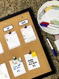 Hybrid How To Chore Chart The Digital Press