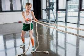 year olds benefit from going to the gym