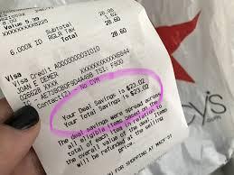 return policies you should always target 60 70 savings when ping at macy s