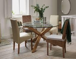 round glass table and chairs argos designs