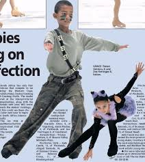 Ice babies skating on to perfection - PressReader