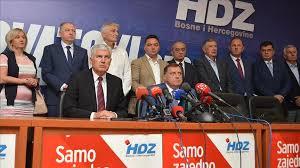 Image result for karikature plenkovic, covic, tudjman , milosevic, dodik, kolinda