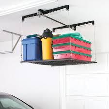 overhead garage storage lift. HeavyLift Garage Storage Platform Enlarge To Overhead Lift
