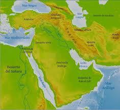 Resultado de imagen de cáucaso mapa fisico