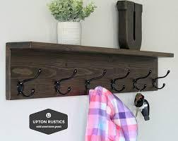 42 to 60 inch coat rack with shelf coat