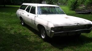1968 Chevrolet Biscayne Station Wagon - YouTube