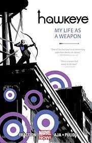 Hawkeye Vol. 1: My Life As A Weapon (Hawkeye Series) (English Edition)  eBook: Fraction, Matt, David Aja, Javier Pulido, Aja, David, Aja, David,  Pulido, Javier: Amazon.fr