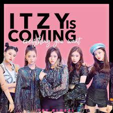 ITZY of JYP