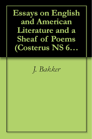 cheap philippine literature poems english philippine get quotations middot essays on english and american literature and a sheaf of poems costerus ns 63