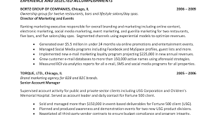 Marketing Coordinator Resume Sample Mind Mapping Business English