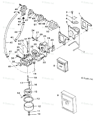 Mercury chrysler outboard parts by hp model 7 5hp oem parts diagram for fuel system boats