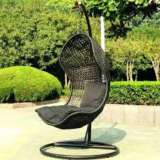 outdoor hanging chairs egg chair nz