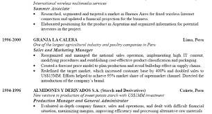 Resume For All Jobs Free Resume Examples By Industry Job Title