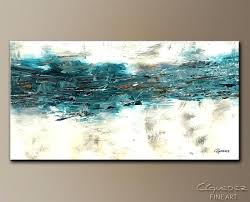 big abstract wall art inspiring large abstract canvas art of painting high tide oversize gallery large