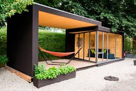 home office shed. Prefab Office Shed Backyard Studios Home Sheds Reimagined D