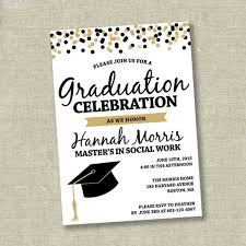 Formal College Graduation Announcements Formal Graduation Invitations New Formal College Graduation