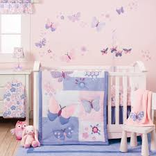 the peanut shell baby girl crib bedding set pink and white arianna piece nursery sets gold
