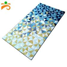 woven leather rug ultra soft polyester modern microfiber carpet hand cleaning woven leather rug