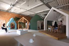 the design office. We Were Requested By Our Client To Renovate A Warehouse Make Multipurpose Office Space Which Everyone Can Easily Come By. The Was Looking For Design