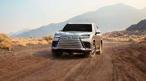 2022 Lexus LX 600: Everything You Need to Know