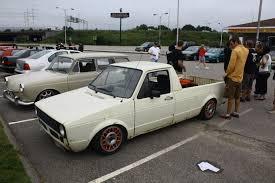 volkswagen rabbit lowered. slammed vw rabbit pickup by mrhonda volkswagen lowered s