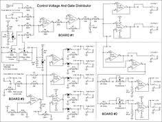 simple vcf schematics from musicfromouterspace com synth d i y complete instructions for building an electronic music synthesizer