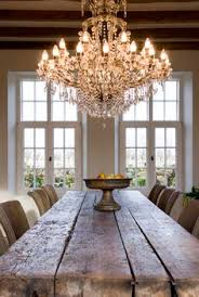 someday i will i have a farmhouse style dining room table and put a super fancy