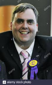 File photo dated 3/5/2013 of Kerry Smith who has quit as Ukip's candidate  in a top target seat after being forced to apologise for a series of  offensive comments Stock Photo - Alamy