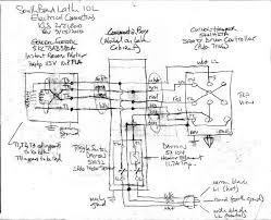 need help with a reversing switch at cutler hammer starter wiring motor control wiring diagram pdf at Reversing Starter Wiring Diagram