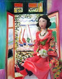 Matisse\u0027s Muse, Lydia \u2013 marina\u0027s muses
