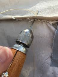 Pop Up Camper Lights Troubleshooting How To Repair Torn Canvas On A Pop Up Camper Pop Up Tent