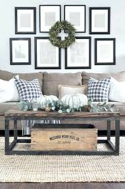 over the couch wall decor decorating wall behind sofa symmetry framing display and wild wreath decorating