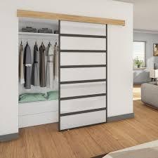slid up 120 sliding closet door hardware kit 94 inch track for