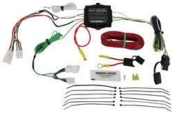 2008 hyundai santa fe trailer wiring etrailer com hopkins 2008 hyundai santa fe custom fit vehicle wiring
