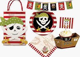 как организовать день рождения в пиратском стиле сценарии
