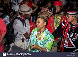 CARIFESTA X111 IN BARBADOS; SPICE AND COMPANY; AARON DUNCAN Stock Photo -  Alamy