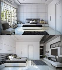 Bedroom Designs: Minimalist Bedroom Two Ways - Design Ideas