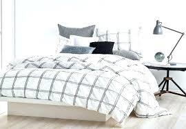 duvet covers city pleat cover king white ruffle new bedding top dandy pure comfy platinum dkny