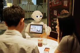 pizza hut employs robot workers business insider pepper