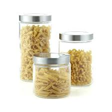 target food storage glass food storage jars glass storage containers with stainless steel lids interesting glass