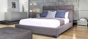 Milan Bedroom Furniture Queen Bed Milan Contemporary Style Jaymar Collection