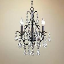 picture gallery of photos small crystal chandelier for bedroom of hampton bay 4 light oil rubbed bronze crystal small chandelier that good small bedroom