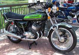the kawasaki triples classic motorcycles