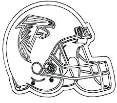 free football coloring pages nfl inspirational projects idea of printable
