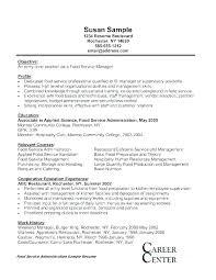 Good Career Objective Resume Skinalluremedspa Com