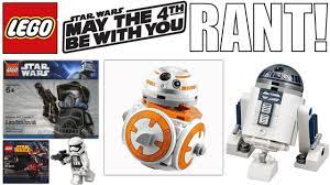 LEGO RANT #1: LEGO Star Wars May the ...