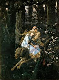 Tsarevitch Ivan, the Firebird and the Gray Wolf - Wikipedia