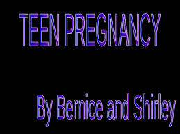 teen pregnancy powerpoint what are the causes of teen pregnancy • the lack of information on safe sex