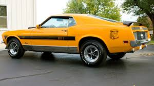 1970 Ford Mustang Mach 1 Twister Edition | S89 | Kansas City 2012